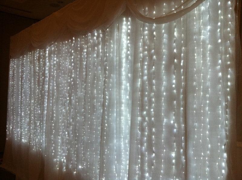 La perfecta prometida bodas tem ticas detalles para una - Luces para salon ...