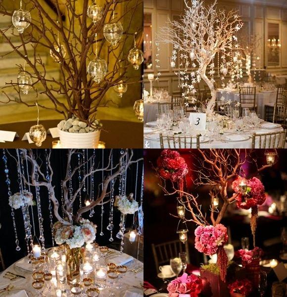 La perfecta prometida bodas tem ticas c mo conseguir - Centros decorativos para mesas ...