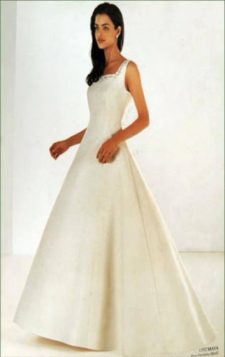 Vestidos de novia friki madrid