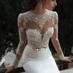 Vestidos de novia…de locura