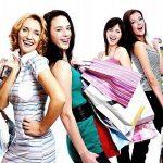 Actividades para despedida de soltera: Personal Shopper.