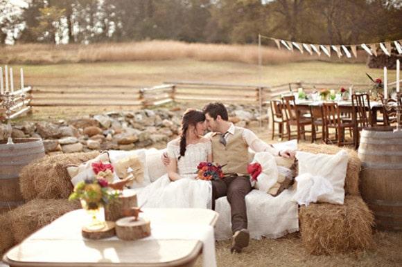 Organiza tu boda vaquera la perfecta prometida - Organiza tu boda ...