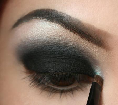 Como Maquillar Los Ojos Negros Free With Como Maquillar Los Ojos