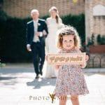 Los niños y las bodas