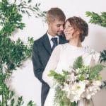 5 ideas para incorporar el Greenery en tu boda