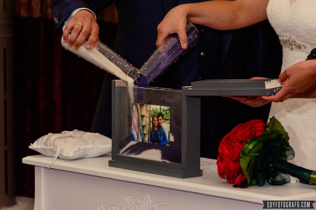 Simbología de los ritos de una boda civil - La Perfecta Prometida