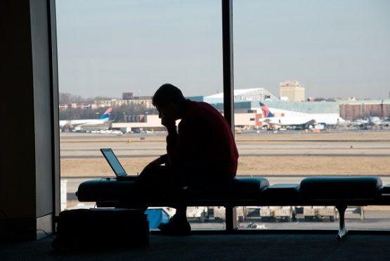 trabajar y viajar