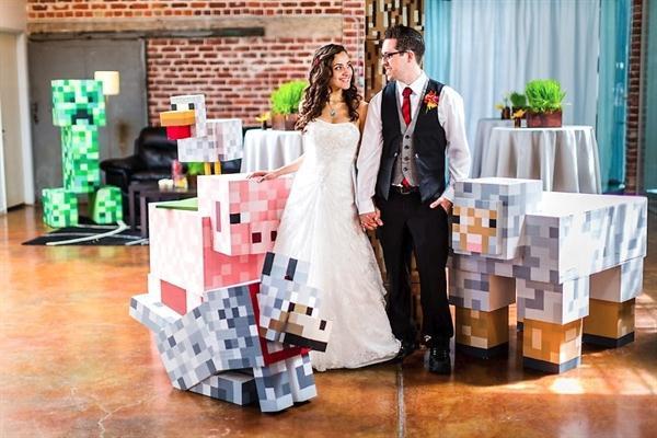 arcade y bodas