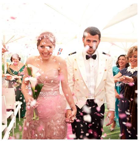 Coordinación del día de la boda