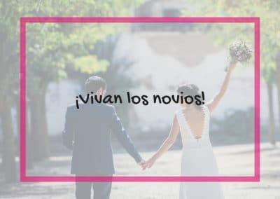 Vivan los novios 30/11/18, 26/04/19