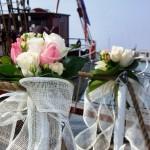 ¿Te sientes una pirata del Caribe? Una boda en barco