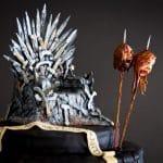 """Mes Boda """" Juego de tronos"""": Tartas de boda mediavales."""