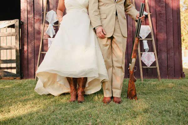 boda vaquera