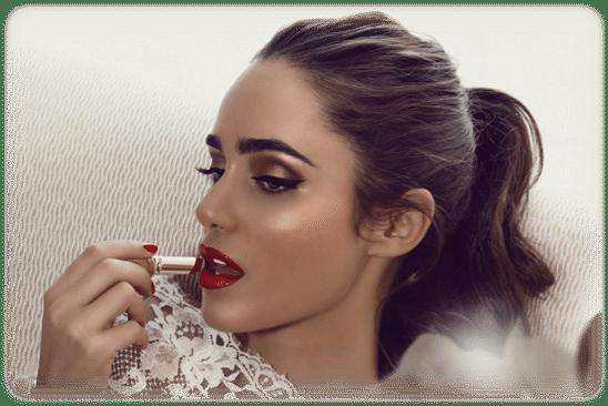 Maquillajes para novias atrevidas