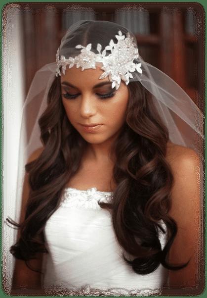 Maquillajes intensos para novias atrevidas