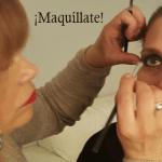 Maquillaje para las fiestas: Ojos Ahumados