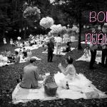 Una boda en espacio público,¿te atreves?