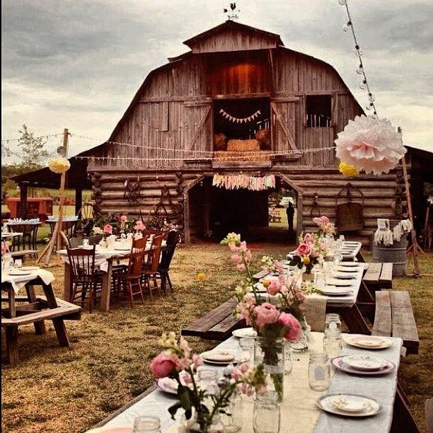 boda rústica 2