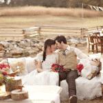Ideas e inspiraciones para las bodas rústicas
