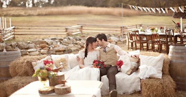 bodas rústicas