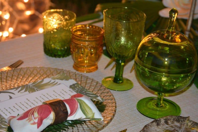 boda inspiración tropical