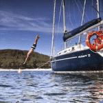 Escapada romántica: navegando rumbo a la Isla de los dioses