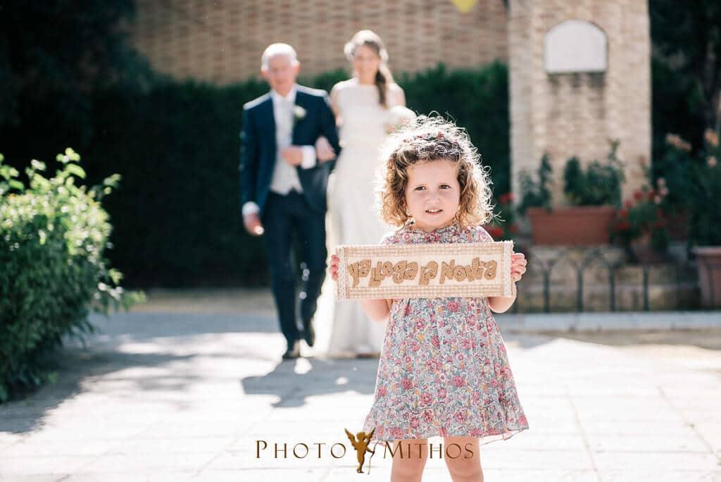boda para niños