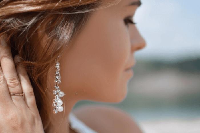 ceremonias de boda pendientes de novia