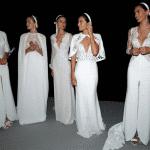 Así serán los looks de las novias del 2018