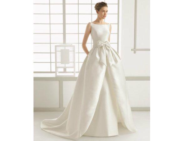 Vestidos de novia diy rosa clara