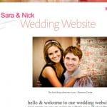 Una web para tu boda. ¿Por qué es útil?