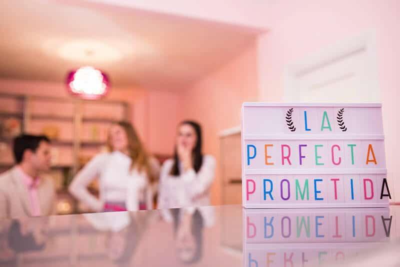 Equipo de La Perfecta Prometida